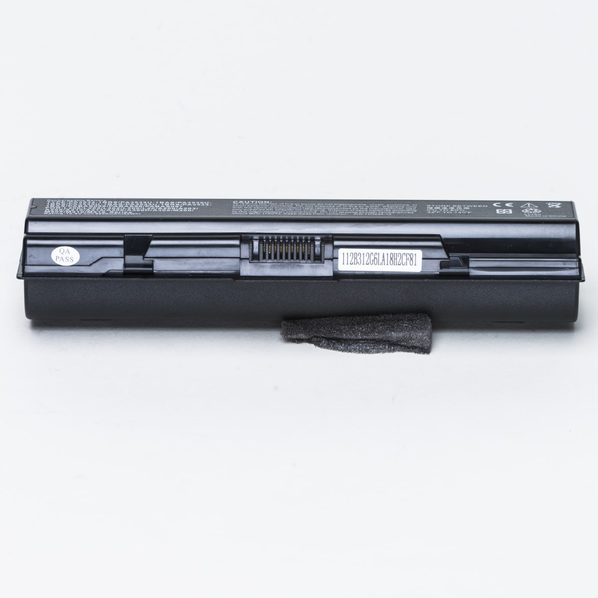 Toshiba Satellite A200 1um Laptop Battery Baterai M200 A205 L200 Pa3534 Pa3535 Black Qbek00327